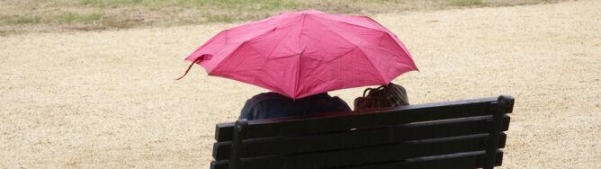 Deszcze przemkną przez Polskę