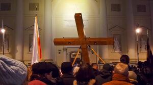 """""""Bądźmy świadkami krzyża i jego miłości"""""""