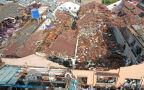 Ogromne zniszczenia po przejściu tornad w Chinach