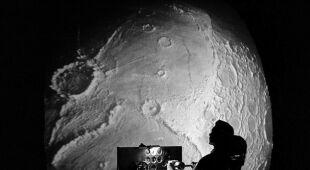 Projekt LOLA - symulator powierzchni Księżyca z lat 60. (NASA/Langley Research Center)