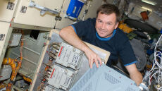 Zrezygnował z dowodzenia stacją kosmiczną. Żona kazała mu znaleźć lepiej płatną pracę