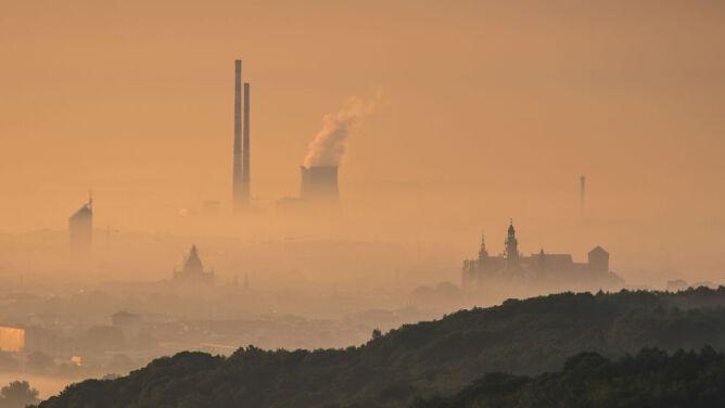 Polskie miasta walczą ze smogiem
