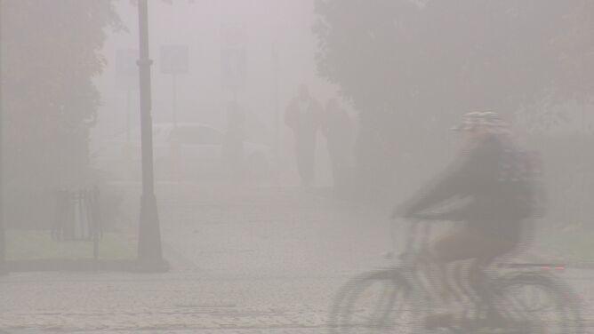 Miasto we mgle. Szczecin jak Londyn