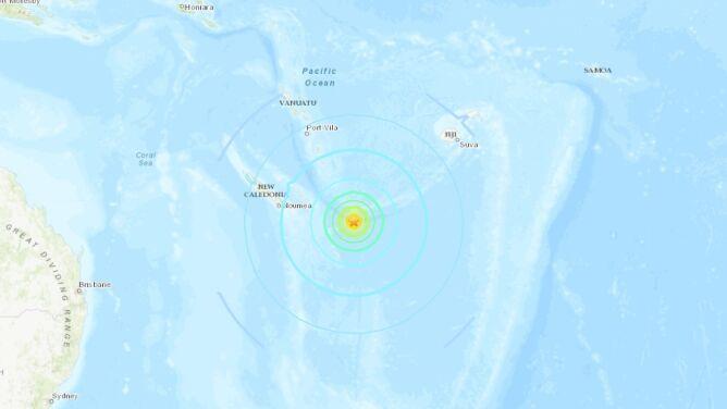 Silne trzęsienie ziemi. W Australii i Nowej Zelandii ostrzegano przed tsunami