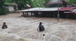Powódź na Kostaryce